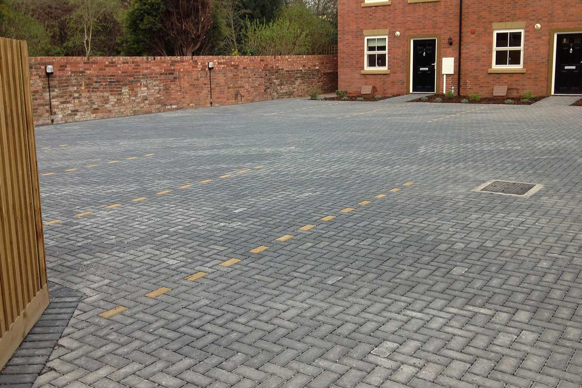 Block paving specialists in Leicester : Ultimate Landscapes