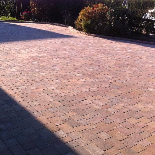 Block Paving Pattern