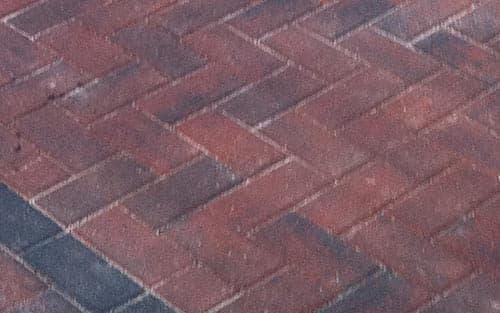90 Degree Herringbone Pattern