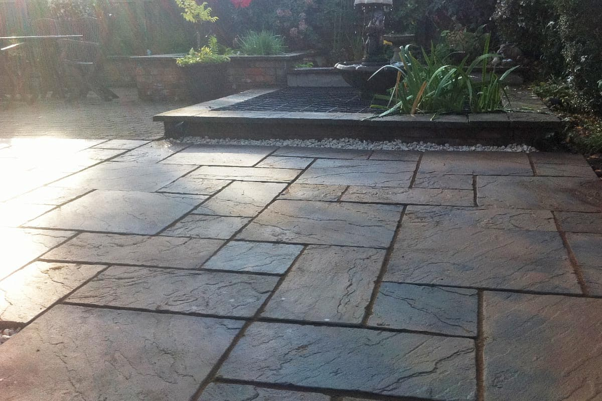 Patio Designs & Installations