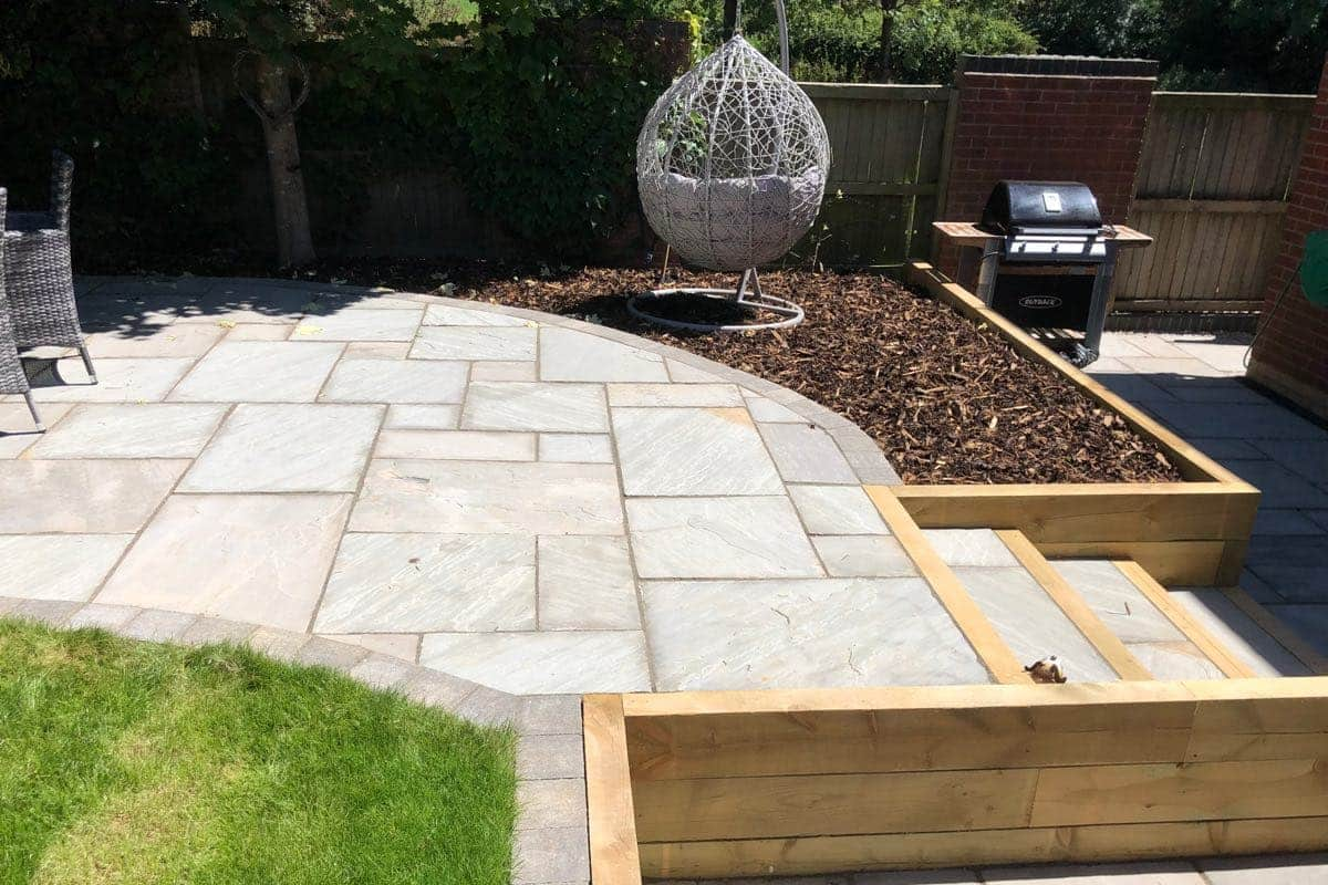 Patios Throughout Leicestershire | Ultimate Landscapes Ltd