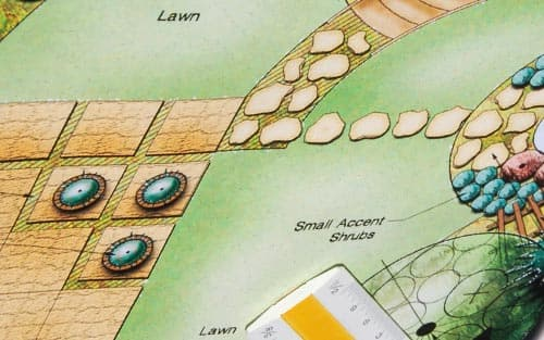 Measuring your garden